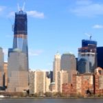 Oficiální časosběrné video ze stavby One World Trade Centra v NYC